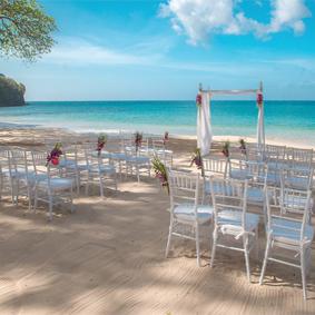 Beach Weddings Abroad St Lucia Weddings Thumbnail 1