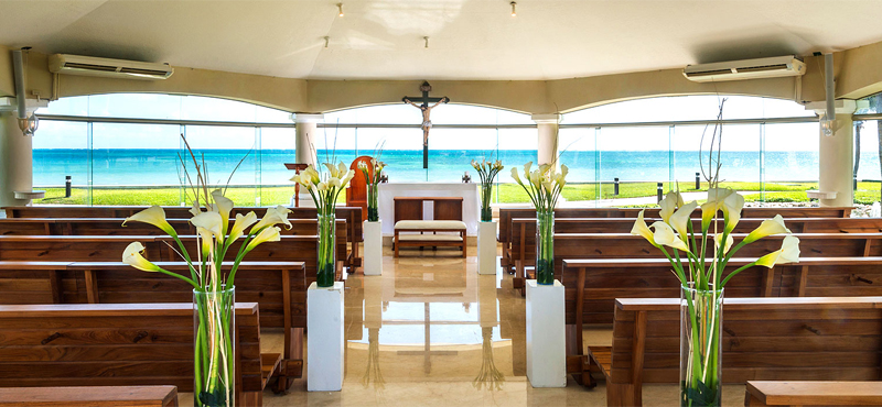 Beach Weddings Abroad Religious Weddings Moon Palace Cancun