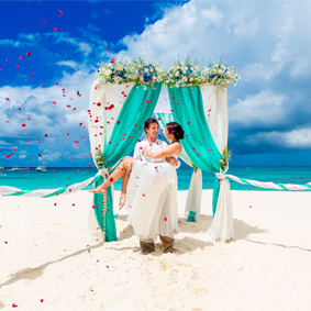 Intimate Beach Weddings Beach Wedding Abroad Thumbnail