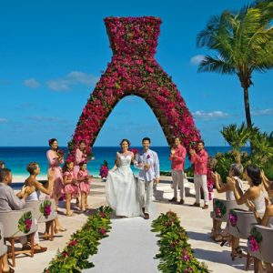 April Weddings Abroad Beach Weddings Abroad Mexico