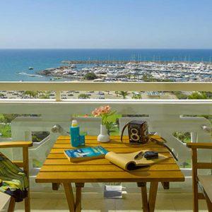Beach Weddings Abroad Cyprus Weddings Sea View Balcony