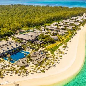 Beach Weddings Abroad Mauritius Weddings Aerial View