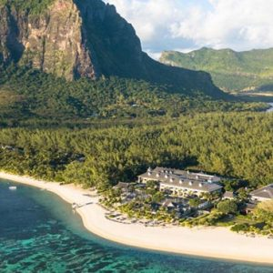 Beach Weddings Abroad Mauritius Weddings Aerial View2