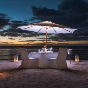 Beach Weddings Abroad Mauritius Weddings Beach Dinner Setup