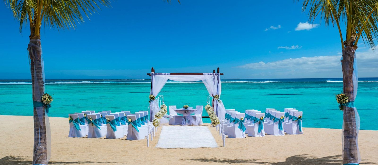 Beach Weddings Abroad Mauritius Weddings Header