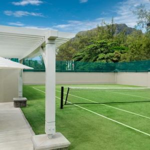 Beach Weddings Abroad Mauritius Weddings Tennis Court