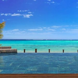 Beach Weddings Abroad Mauritius Weddings Villa Pool View