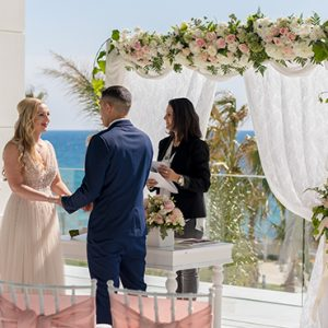 Beach Weddings Abroad Cyprus Weddings Wedding Ceremony 19