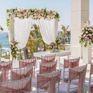 Beach Weddings Abroad Cyprus Weddings Wedding Ceremony 4