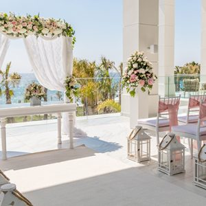 Beach Weddings Abroad Cyprus Weddings Wedding Ceremony 5