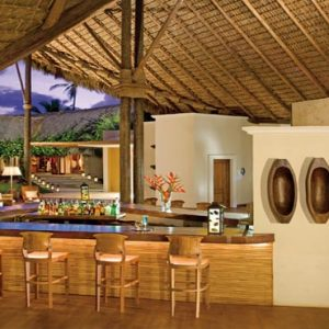 Beach Weddings Abroad Dominican Republic Weddings Canoa Lobby Bar