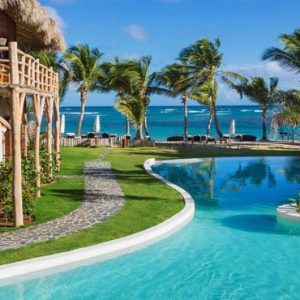 Beach Weddings Abroad Dominican Republic Weddings Pool