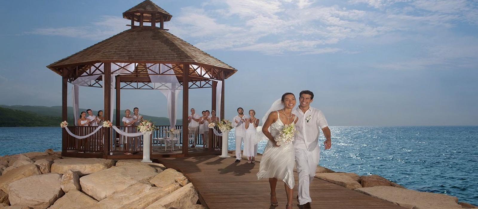 Beach Weddings Abroad Jamaica Weddings Header
