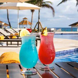 Beach Weddings Abroad Jamaica Weddings Poolside Cocktail