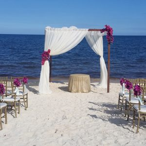 Beach Weddings Abroad Mexico Weddings Beach Wedding Setup