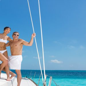 Beach Weddings Abroad Mexico Weddings Catamaran1