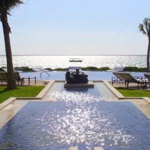 Beach Weddings Abroad Mexico Weddings Pool2