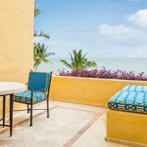 Beach Weddings Abroad Mexico Weddings Romance Ocean Front One Bedroom Suite With Terrace 2
