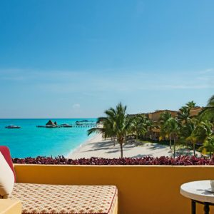 Beach Weddings Abroad Mexico Weddings Romance Ocean Front One Bedroom Suite With Terrace 3