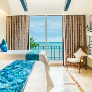 Beach Weddings Abroad Mexico Weddings Ocean Front One Bedroom Suite With Terrace