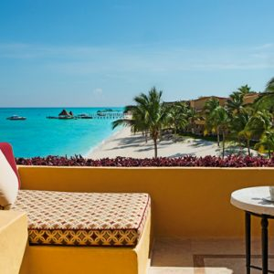 Beach Weddings Abroad Mexico Weddings Ocean Front One Bedroom Suite With Terrace 3