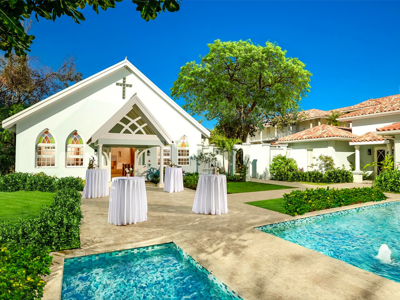 Intimate Chapel Wedding The Ultimate Guide To Getting Married At Sandals Resorts Caribbean Weddings