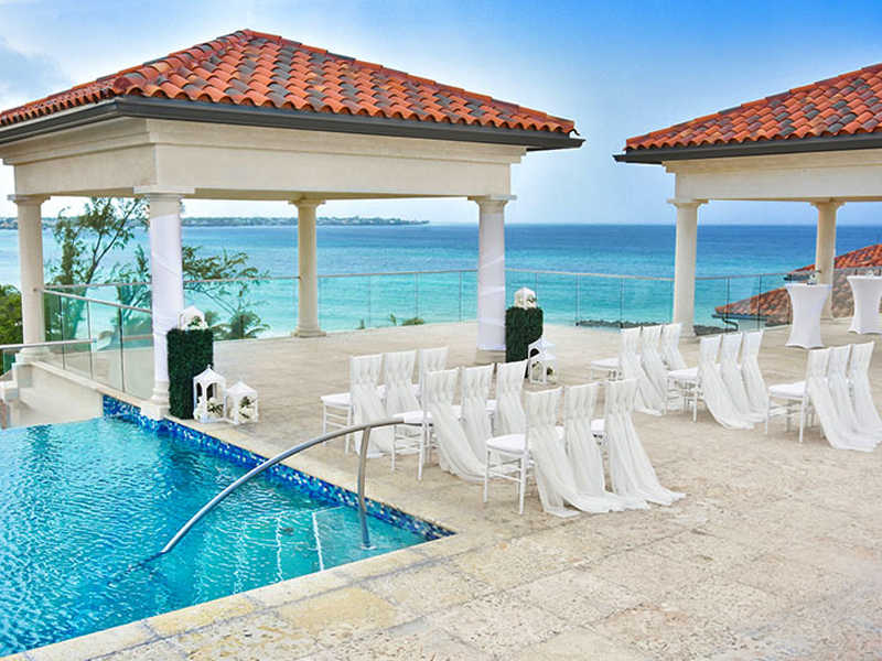 Sky Terrace The Ultimate Guide To Getting Married At Sandals Resorts Caribbean Weddings