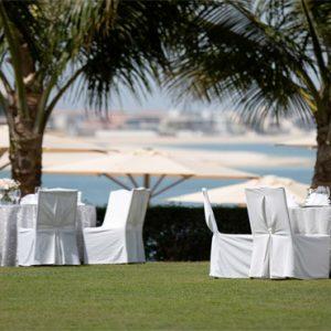 Beach Weddings Abroad Dubai Weddings Garden Wedding Reception