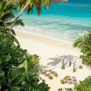 Beach Weddings Abroad Seychelles Weddings Beach Wedding Setup