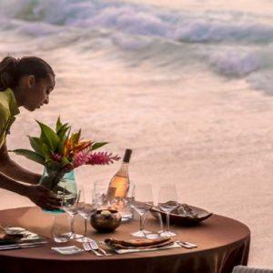 Beach Weddings Abroad Seychelles Weddings Wedding Reception