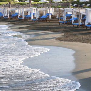 Beach Weddings Abroad Cyprus Weddings Sandy Cove Beach And Cabanas
