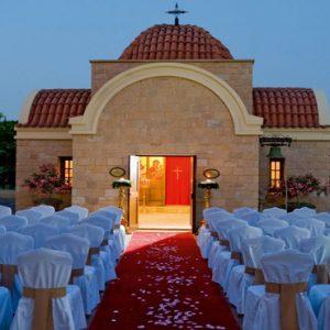 Beach Weddings Abroad Cyprus Weddings Wedding Chapel At Night