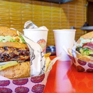 Guy's Burger Joint Planet Hollywood Beach Resort Cancun Mexico Weddings Abroad