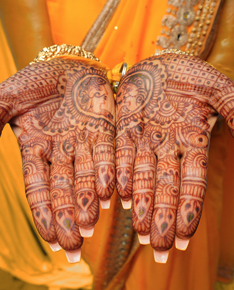 Hindu Wedding Packages Mehndi