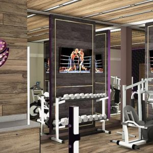 Fitness1 Planet Hollywood Beach Resort Cancun Mexico Weddings Abroad