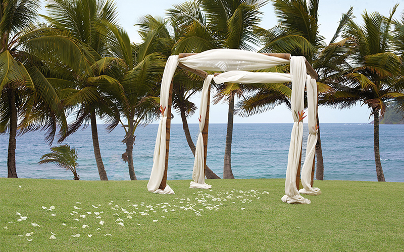 Rendezvous St Lucia Wedding Free Weddings Abroad Getting Married Abroad