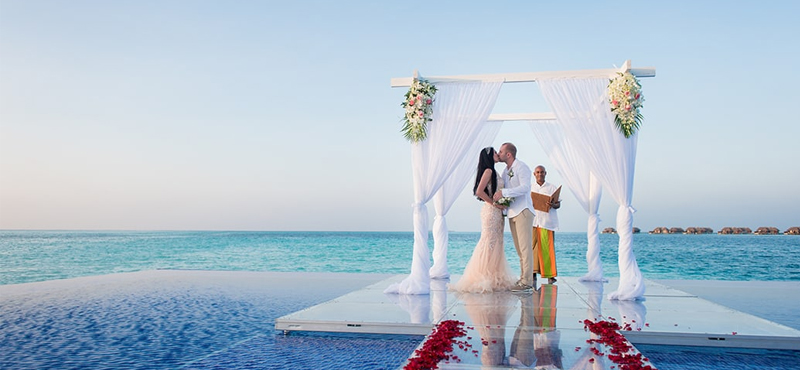 Renew Your Vows In The Maldives Best Wedding Destinations